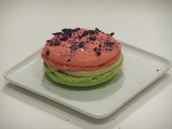 Macarons Gourmands Yannick Lefort Paris 6ème #7