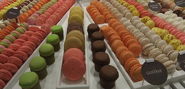 Macarons Gourmands Yannick Lefort Paris 6ème #2